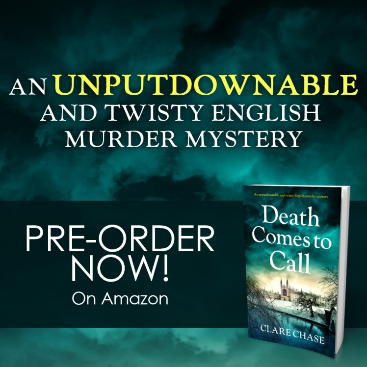 Death Comes to Call - pre-order graphic