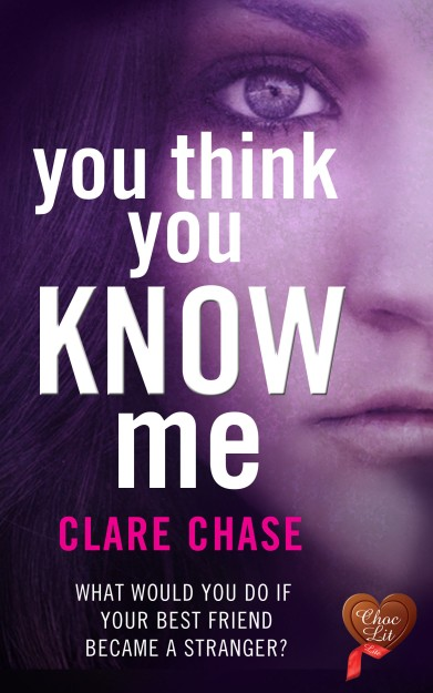 You Think You Know Me - book cover